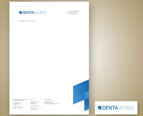 Corporate Design für Dentalsoftware