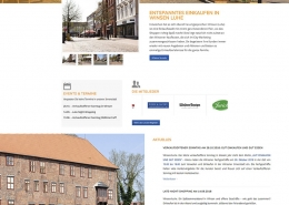 Citymarketing Winsen Webdesign